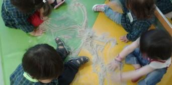 Exploração da areia