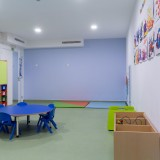 Sala azul - creche