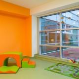 Sala laranja - creche