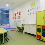 Sala verde - jardim de infância