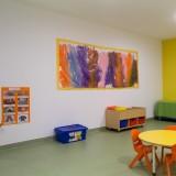 Sala amarela - creche