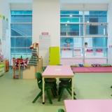 Sala Rosa - jardim de infância